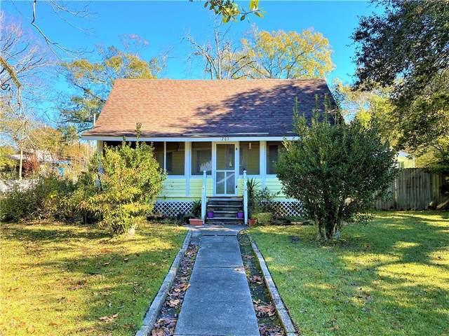 701 S Holly Street, Hammond, LA 70403 (MLS #2280005) :: Turner Real Estate Group