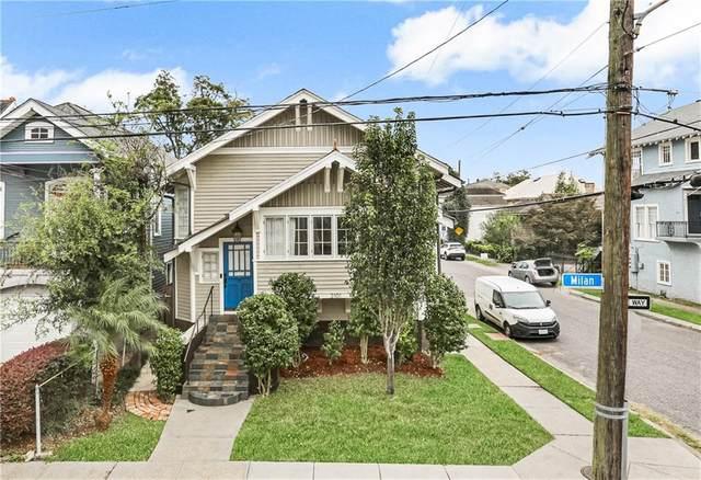 2101 Milan Street, New Orleans, LA 70115 (MLS #2280023) :: Crescent City Living LLC