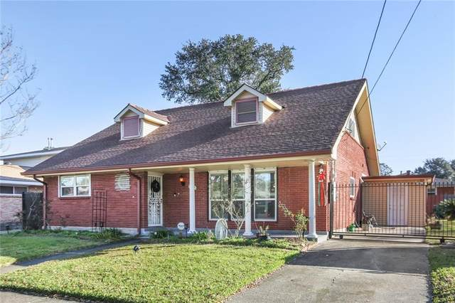 4719 Camelot Drive, New Orleans, LA 70127 (MLS #2280112) :: The Sibley Group