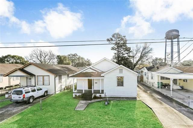 633 Avenue G Avenue, Westwego, LA 70094 (MLS #2280242) :: The Sibley Group