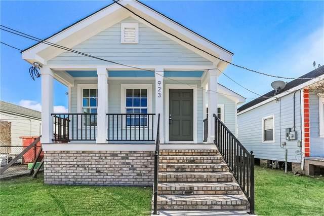 923 Lizardi Street, New Orleans, LA 70117 (MLS #2280248) :: Crescent City Living LLC