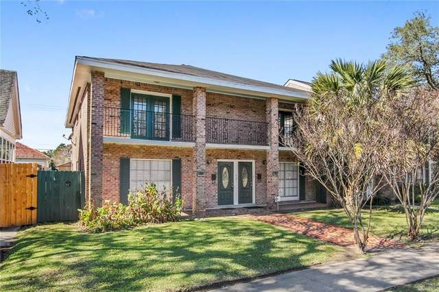 5872 74 Canal Boulevard, New Orleans, LA 70124 (MLS #2280256) :: Parkway Realty