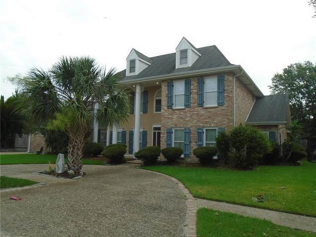 5437 Shamrops Drive, Kenner, LA 70065 (MLS #2280296) :: The Sibley Group