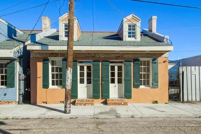 735 St James Street, New Orleans, LA 70130 (MLS #2280301) :: Crescent City Living LLC