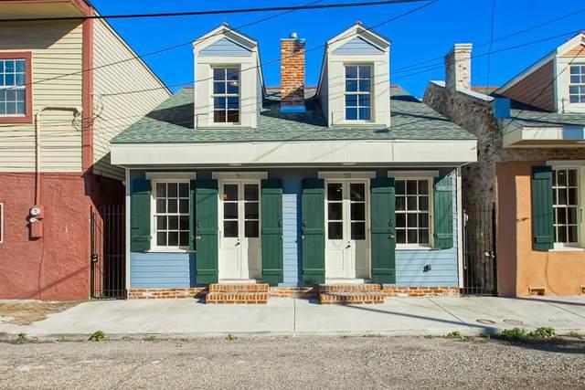 739 41 St James Street, New Orleans, LA 70130 (MLS #2280304) :: Crescent City Living LLC