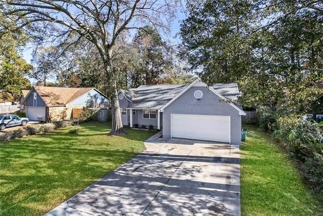 305 Woodridge Boulevard, Mandeville, LA 70471 (MLS #2280310) :: Nola Northshore Real Estate
