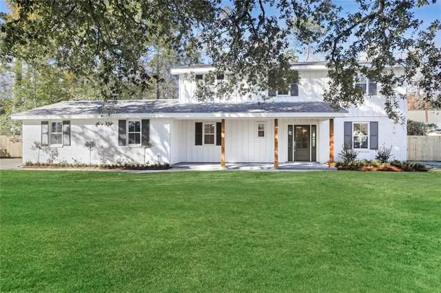 142 Shannon Drive, Mandeville, LA 70448 (MLS #2280348) :: Nola Northshore Real Estate