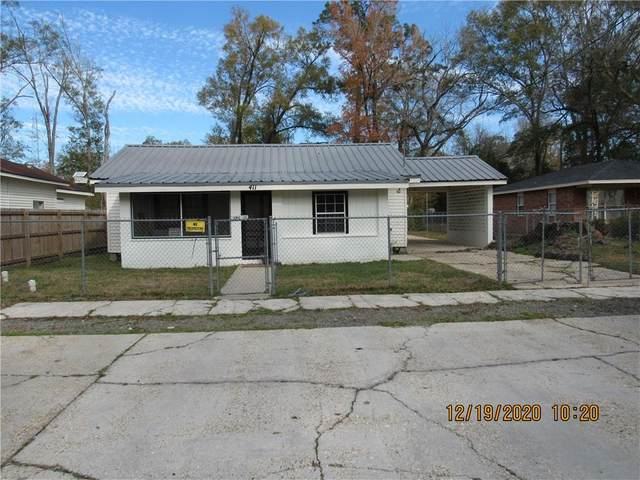 411 East Chestnut Street, Amite, LA 70422 (MLS #2280379) :: Reese & Co. Real Estate