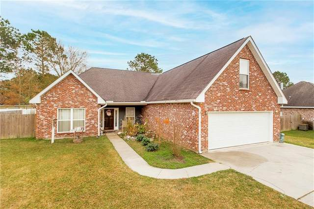 403 Silverstone Circle, Ponchatoula, LA 70454 (MLS #2280400) :: Nola Northshore Real Estate