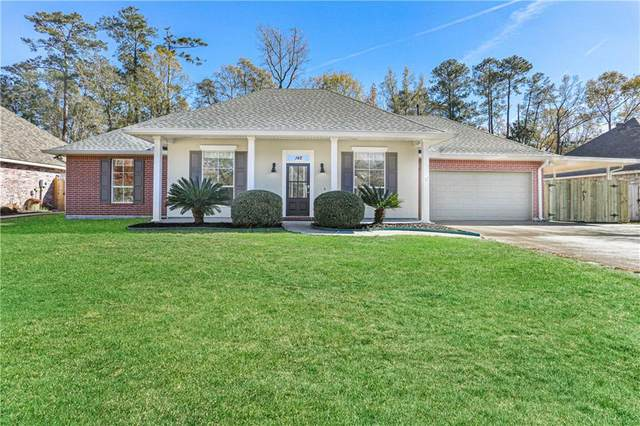 145 Carmel Drive, Mandeville, LA 70448 (MLS #2280449) :: Reese & Co. Real Estate