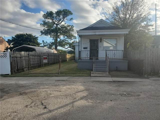 2714 N Roman Street, New Orleans, LA 70117 (MLS #2280606) :: Turner Real Estate Group