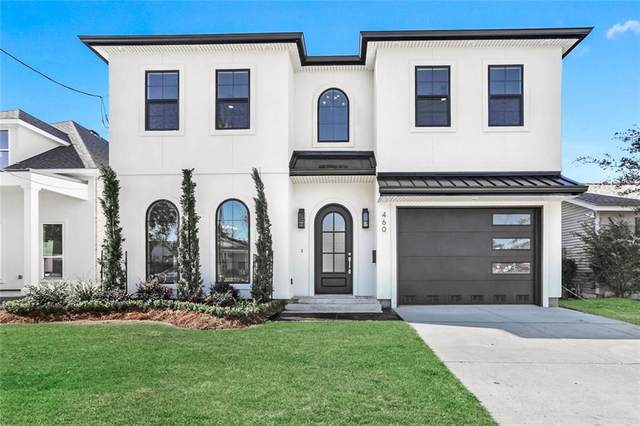 460 Melody Street, Metairie, LA 70001 (MLS #2280612) :: Nola Northshore Real Estate