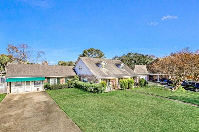 16 Chateau Magdelaine Drive, Kenner, LA 70065 (MLS #2280651) :: The Sibley Group