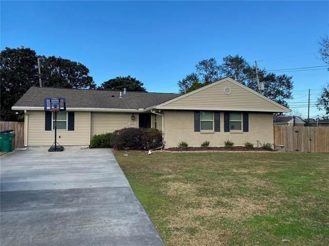 6201 Leslie Street, Metairie, LA 70003 (MLS #2280750) :: Reese & Co. Real Estate