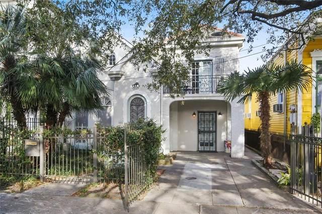631 Washington Avenue, New Orleans, LA 70130 (MLS #2280772) :: Reese & Co. Real Estate