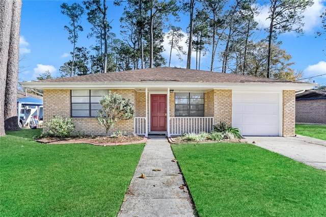 650 Dale Drive, Slidell, LA 70458 (MLS #2280774) :: The Sibley Group