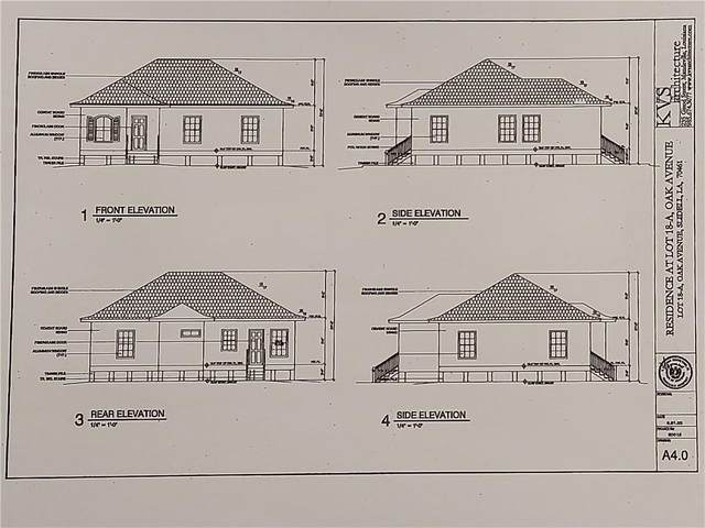 LOT-20-A Oak Avenue, Slidell, LA 70461 (MLS #2280896) :: The Sibley Group