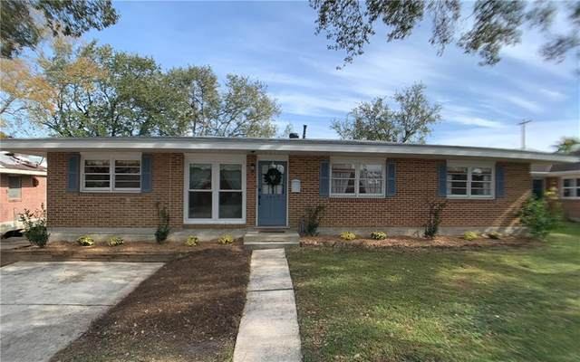 1409 Francis Avenue, Metairie, LA 70003 (MLS #2280969) :: The Sibley Group
