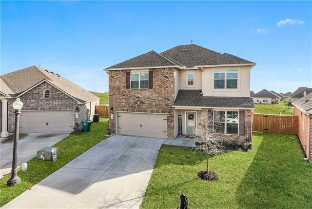 948 Channel Bend Court, Slidell, LA 70461 (MLS #2280982) :: The Sibley Group