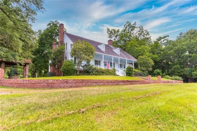 467 Selma Estates Road, Natchez-MS, MS 39120 (MLS #2280983) :: Top Agent Realty