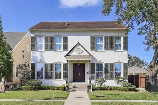 6762 Colbert Street, New Orleans, LA 70124 (MLS #2281015) :: Parkway Realty