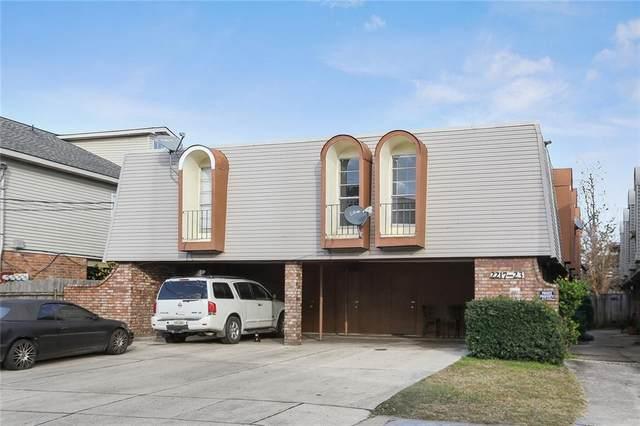 2217 Pasadena Avenue, Metairie, LA 70001 (MLS #2281024) :: The Sibley Group