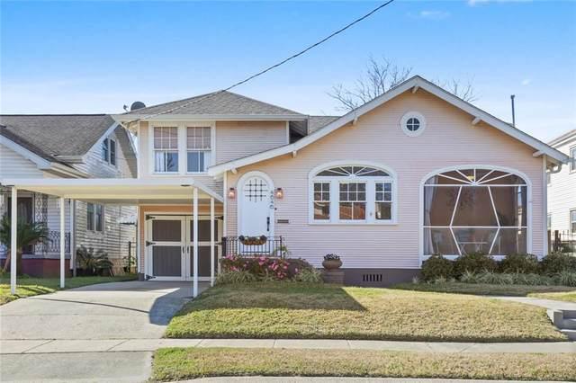 4646 Painters Street, New Orleans, LA 70122 (MLS #2281099) :: Nola Northshore Real Estate