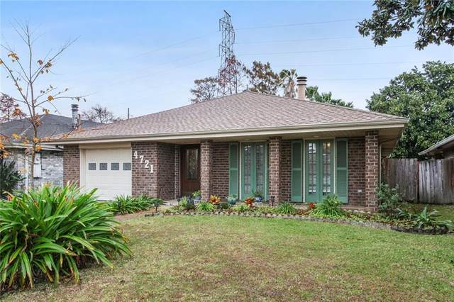 4721 David Drive, Kenner, LA 70065 (MLS #2281164) :: Nola Northshore Real Estate