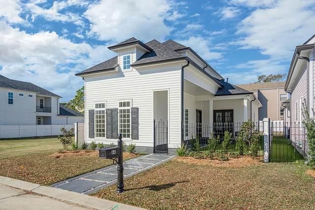 64 Palmetto, Kenner, LA 70065 (MLS #2281198) :: Turner Real Estate Group