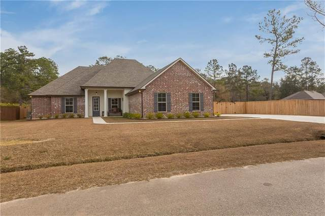 800 Lee Drive, Ponchatoula, LA 70454 (MLS #2281243) :: The Sibley Group