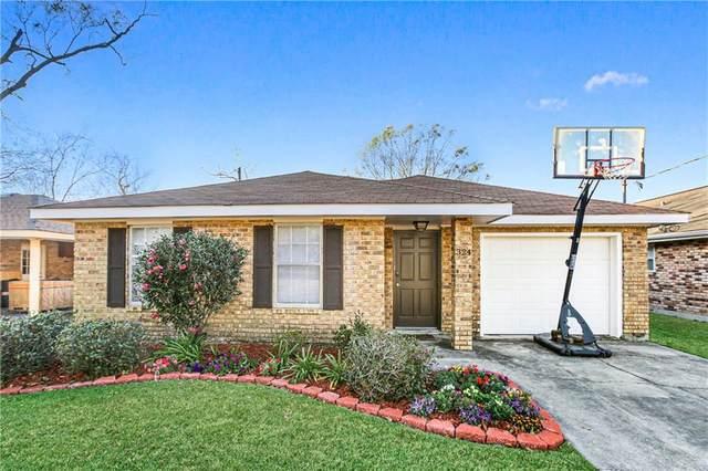 324 Mimosa Avenue, Luling, LA 70070 (MLS #2281244) :: Nola Northshore Real Estate