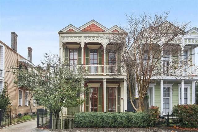 1005-1007 Race Street, New Orleans, LA 70130 (MLS #2281309) :: Reese & Co. Real Estate