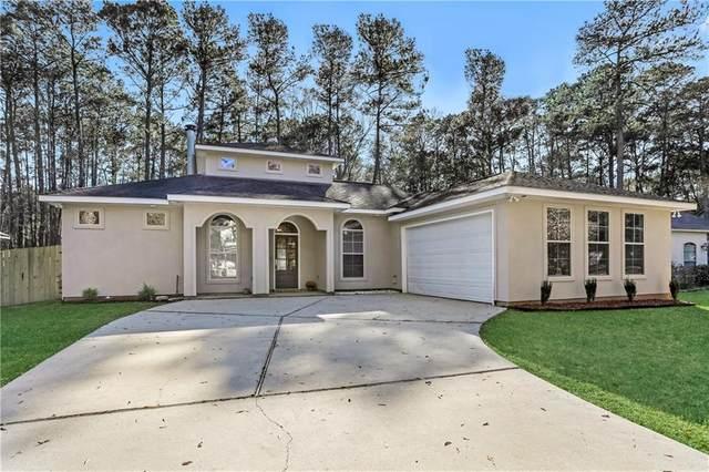 15 Spruce Drive, Covington, LA 70433 (MLS #2281335) :: Top Agent Realty