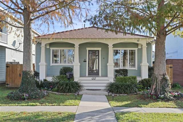 6517 Colbert Street, New Orleans, LA 70124 (MLS #2281337) :: Nola Northshore Real Estate