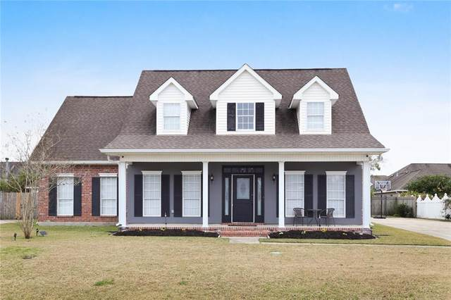 115 Wisteria Lane, Luling, LA 70070 (MLS #2281402) :: The Sibley Group