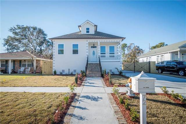 72 Plauche Drive, Chalmette, LA 70043 (MLS #2281506) :: Nola Northshore Real Estate