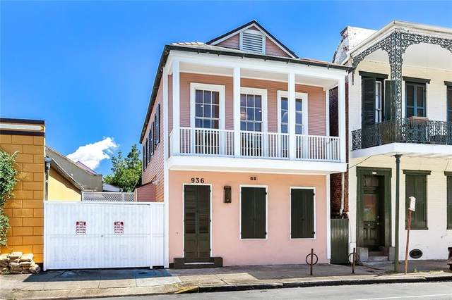 936 N Rampart Street, New Orleans, LA 70116 (MLS #2281521) :: Turner Real Estate Group