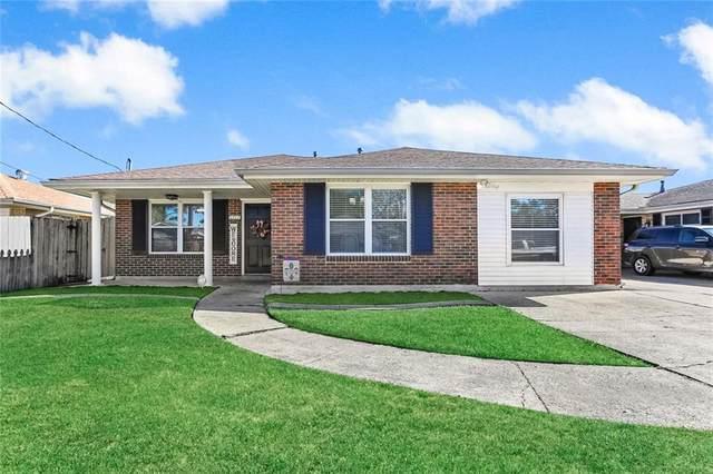 1313 N Atlanta Street, Metairie, LA 70003 (MLS #2281604) :: Turner Real Estate Group