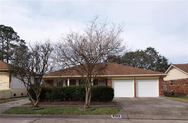 512 W Marlin Court, Terrytown, LA 70056 (MLS #2281715) :: Crescent City Living LLC