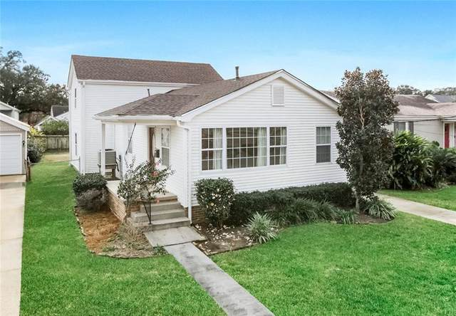 1486 Crescent Drive, New Orleans, LA 70122 (MLS #2281794) :: The Sibley Group