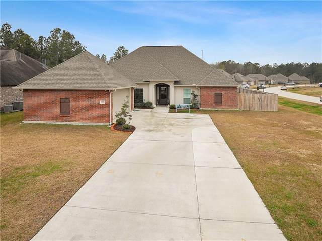 23704 Goose Point Drive, Ponchatoula, LA 70454 (MLS #2281796) :: Nola Northshore Real Estate