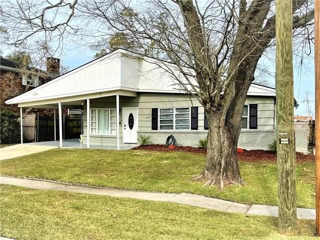 5809 Lafreniere Street, Metairie, LA 70003 (MLS #2281801) :: Nola Northshore Real Estate
