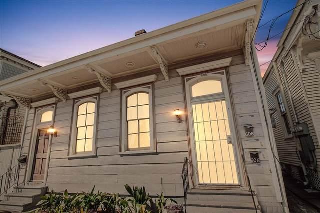 608 Louisa Street #608, New Orleans, LA 70117 (MLS #2281817) :: Nola Northshore Real Estate