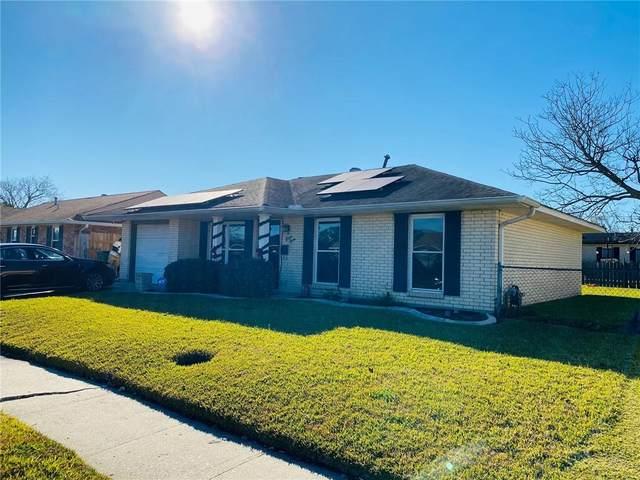 1140 King Drive, Marrero, LA 70072 (MLS #2281861) :: Nola Northshore Real Estate