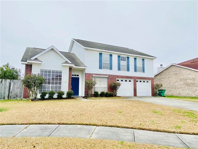 4924 Wood Forest Drive, Marrero, LA 70072 (MLS #2281876) :: The Sibley Group