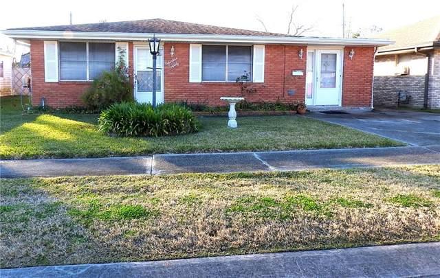 1380 Redwood Drive, Harvey, LA 70058 (MLS #2281911) :: The Sibley Group