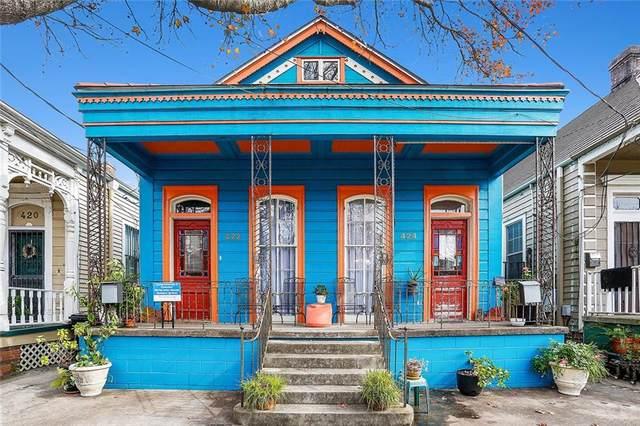 422-424 Belleville Street, New Orleans, LA 70114 (MLS #2281913) :: Reese & Co. Real Estate