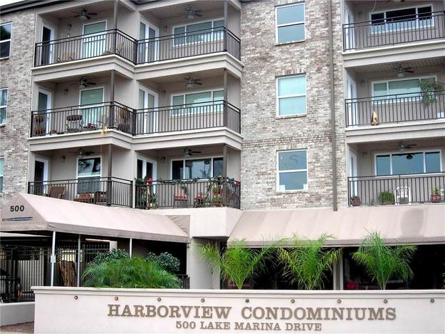 500 Lake Marina Avenue #216, New Orleans, LA 70124 (MLS #2281954) :: Nola Northshore Real Estate