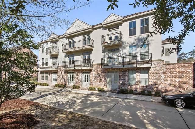 827 Autumn Place #201, Mandeville, LA 70471 (MLS #2282035) :: Top Agent Realty