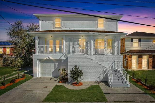 2661 Mendez Street, New Orleans, LA 70122 (MLS #2282038) :: Turner Real Estate Group
